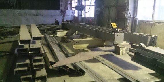 производитель металлоконструкций
