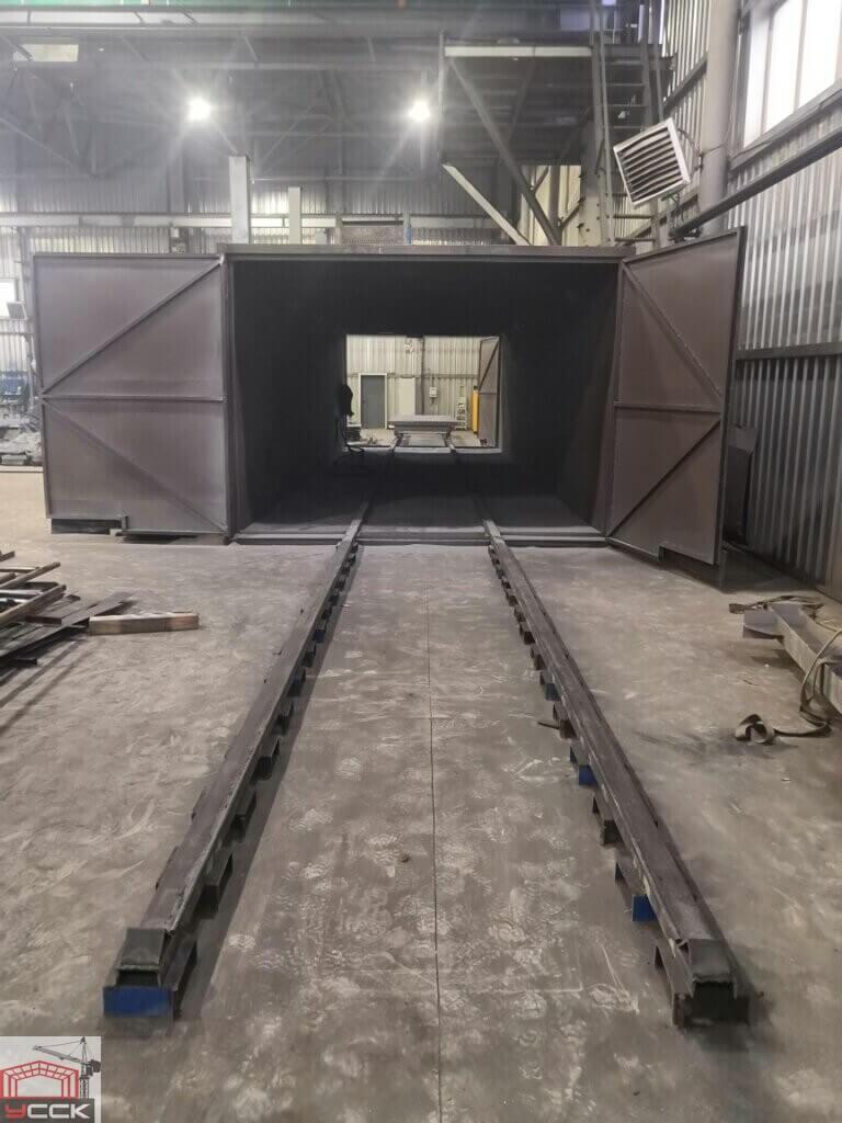 Дробеструйная обработка металла в Первоуральске