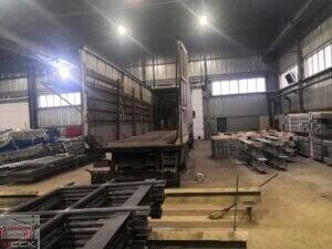 Транспортировка металлоконструкций в Екатеринбурге