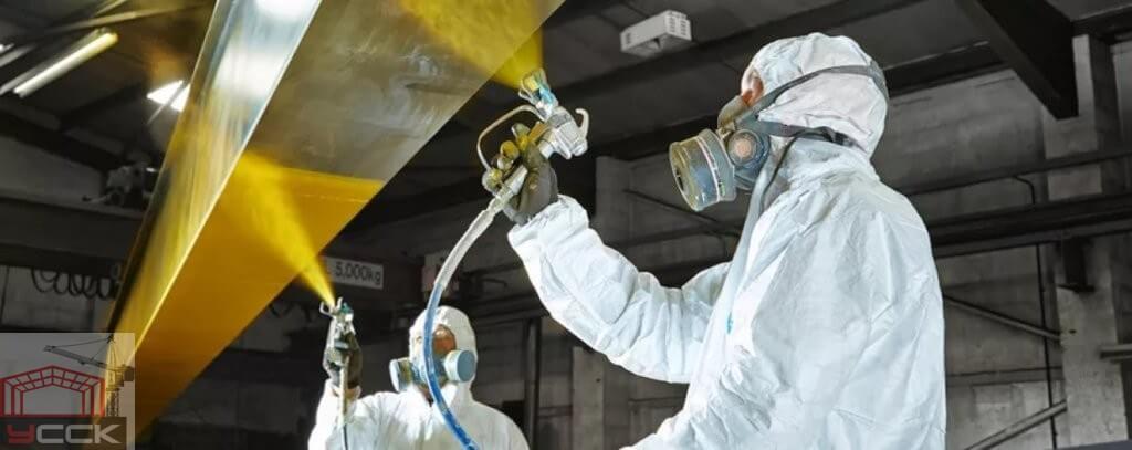 Антикоррозийная защита металла